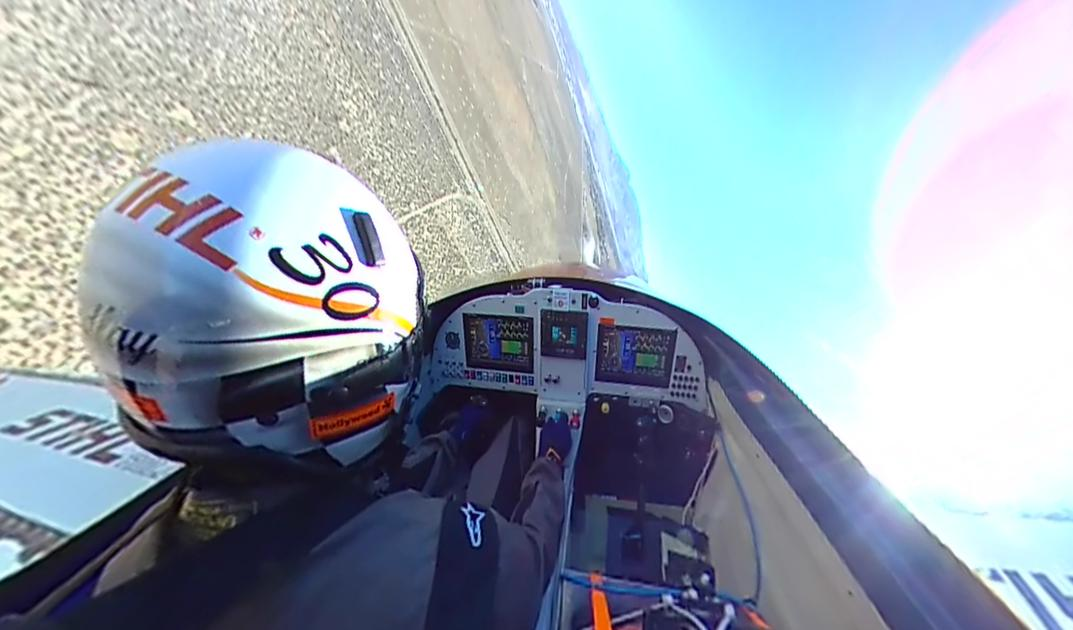 Reno Championship Air Races with Andy Findlay and Team Stihl | 360fly